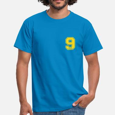Xxl Sex 9 inch - Men's T-Shirt