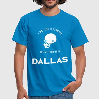 Dallas Cowboys Dallas - Männer T-Shirt