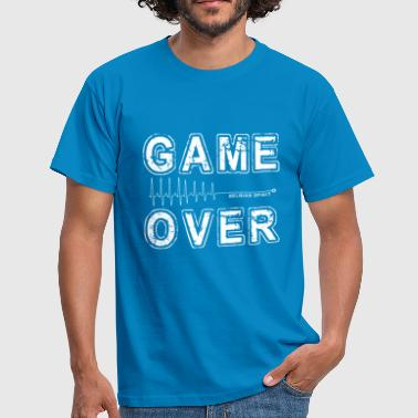 GAME-OVER - T-shirt Homme