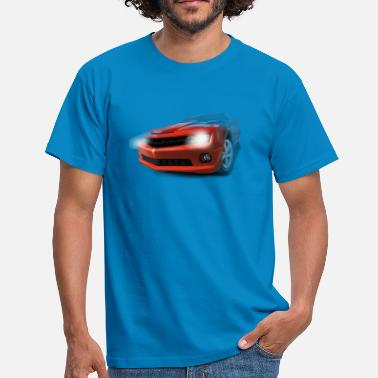 Sports Car sport car - Mannen T-shirt