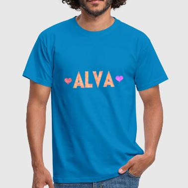 Alva Alva - Men's T-Shirt