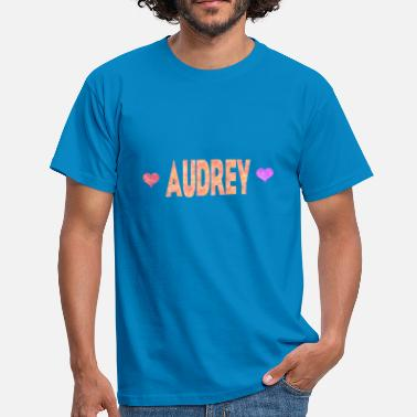 Audrey Audrey - Men's T-Shirt