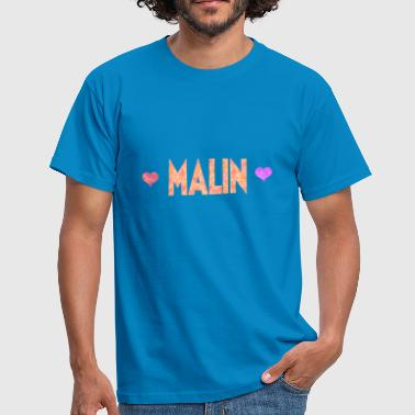 Malin - Herre-T-shirt