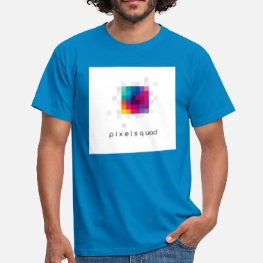 Quad Geek Quad pixel - Men's T-Shirt