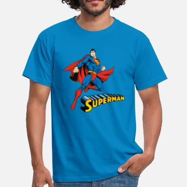 Officialbrands Superman 'Pose cool' Men T-Shirt - Mannen T-shirt