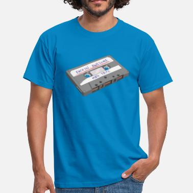 Pop Rock mix tape - Men's T-Shirt