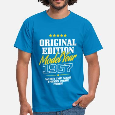 1957 Original Edition - Model Year 1957 - Men's T-Shirt