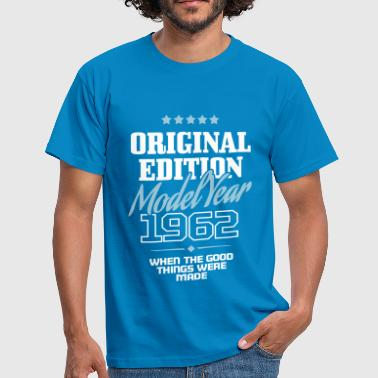 Original Edition - Model Year 1962 - Mannen T-shirt