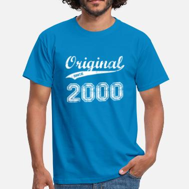 Born In 2000 2000 - Männer T-Shirt