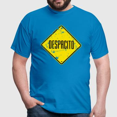 despacito - used look - Männer T-Shirt