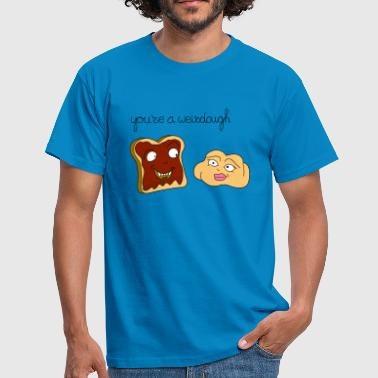 20170426-Weirdough - Mannen T-shirt