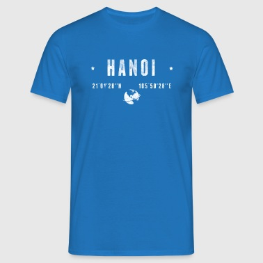 Hanoi  - Men's T-Shirt
