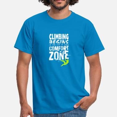 Zone 51 Comfort zone - T-shirt Homme