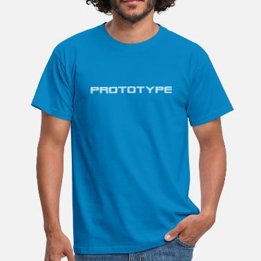 Prototipo prototipo - Camiseta hombre 8825beaf541fb
