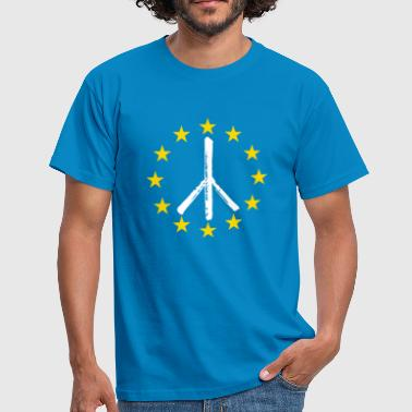 European Peace - Men's T-Shirt