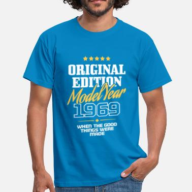 Edition Original Edition - Model Year 1969 - T-shirt herr