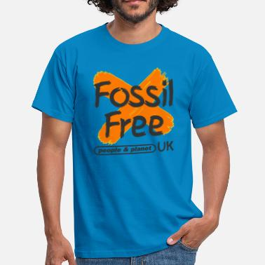 Sex Transparent Fossil-Free-square-transparent background - Men's T-Shirt