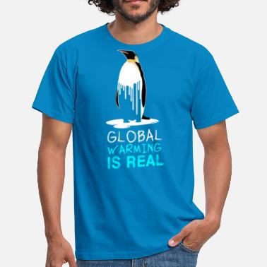 Global Warming Global warming - Men's T-Shirt