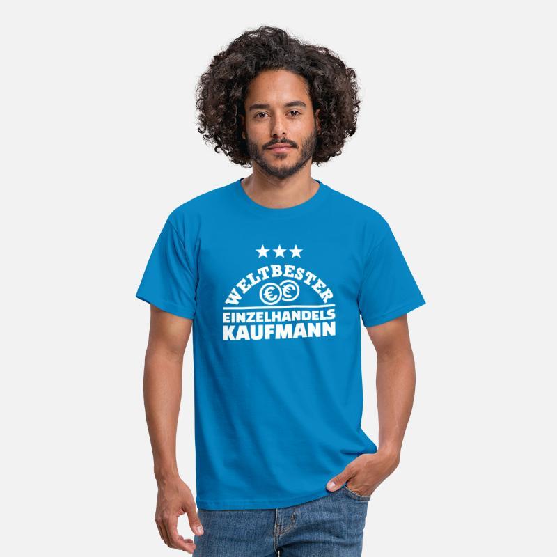 Einzelhandelskaufmann Männer T Shirt Spreadshirt