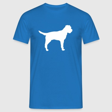 Border Terrier - Männer T-Shirt