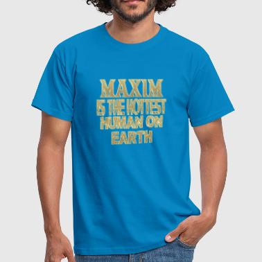 Maxim - Men's T-Shirt