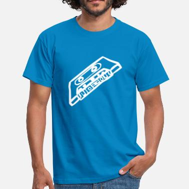 Hifi Cassette Tape Cassette Audio Tape Retro - Camiseta hombre
