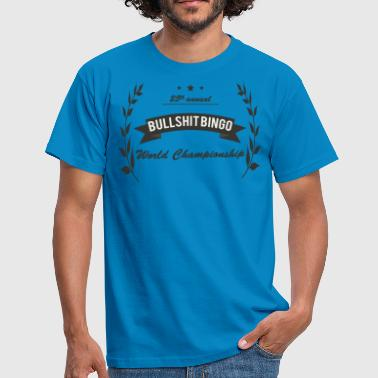 Bullshit Bingo World Championship - Men's T-Shirt