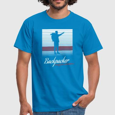 Abroad Wanderlust abroad semester abroad - Men's T-Shirt