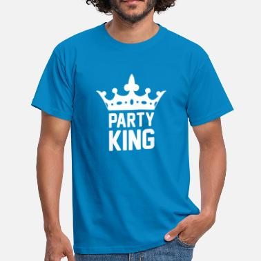 Party King Party King - Männer T-Shirt