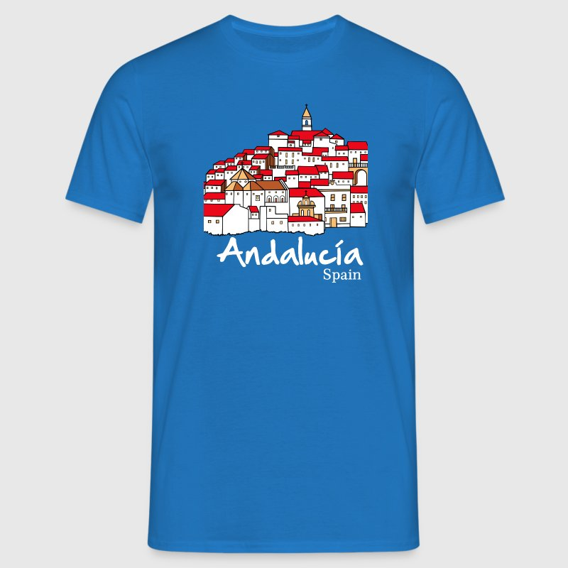 Andalucia 2 (dark) - Men's T-Shirt