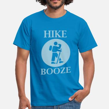 Rando hike or booze - T-shirt Homme