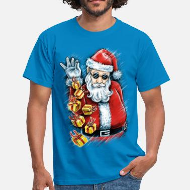 Funny Christmas Gift Bae - Men's T-Shirt