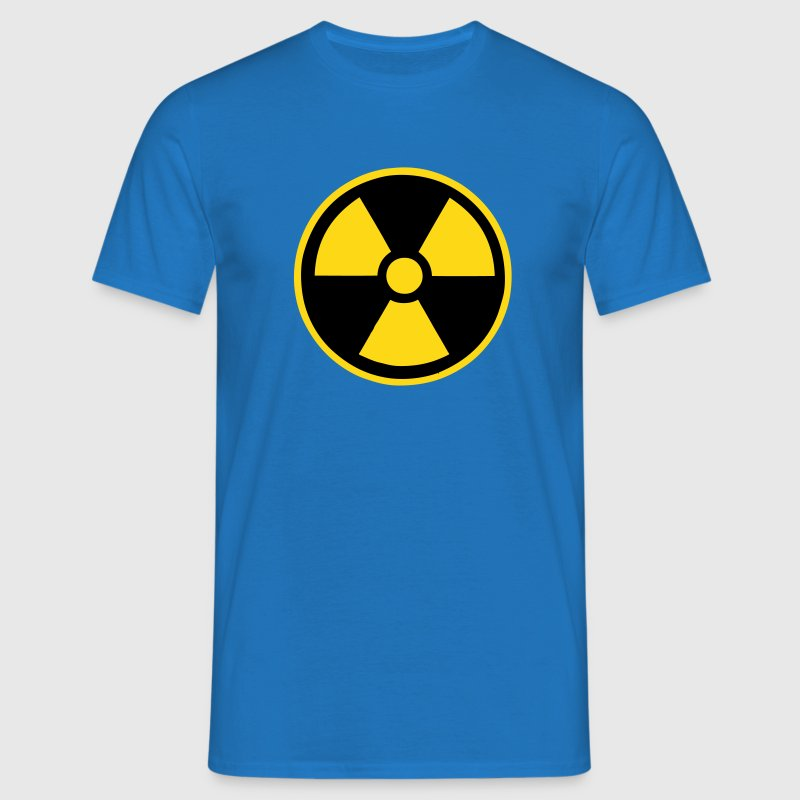 Nuke Logo - Men's T-Shirt