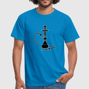 SHISHA water pipe 2 - Men's T-Shirt