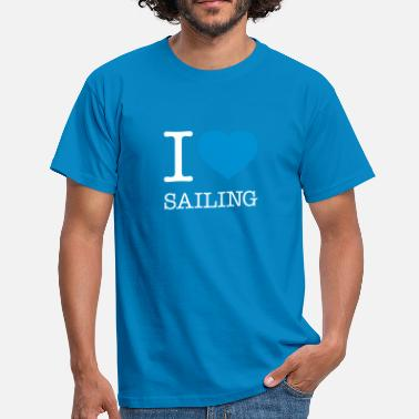 Frejus I LOVE SAILING - T-shirt Homme