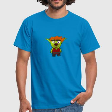 Stripfiguren stripfiguur - Mannen T-shirt