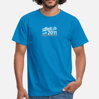 2011 Made in 2011 - Men's T-Shirt