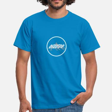 Stratos Stratos Clothes - Blue Shirt - Men's T-Shirt