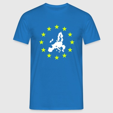 EU minus England - Men's T-Shirt