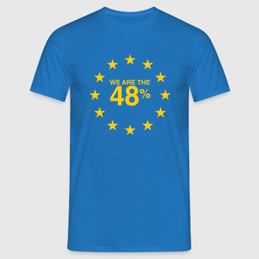 I voted Remain - Men's T-Shirt