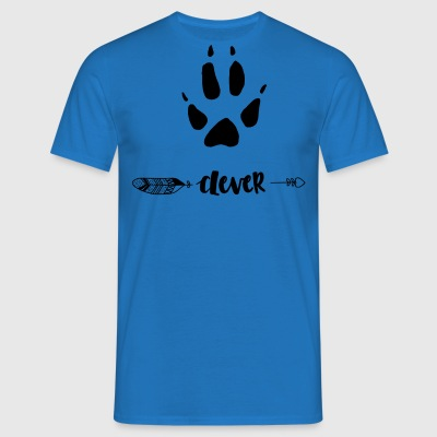Animal Fox - Men's T-Shirt