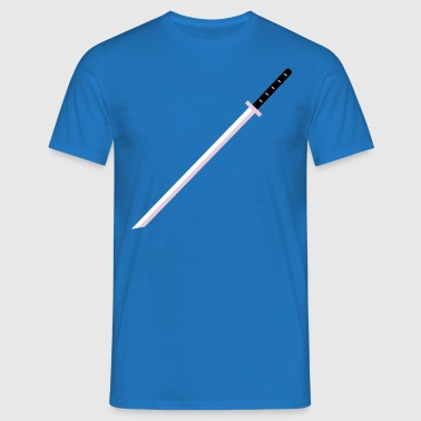 Katana (Samurai) - Men's T-Shirt