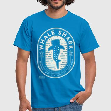 Animal Planet Whale Shark Educational Facts - Men's T-Shirt