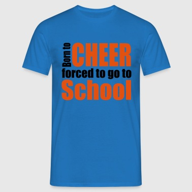 2541614 14523479 cheer - Men's T-Shirt