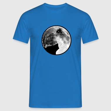 Lune invasion - T-shirt Homme