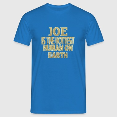 Joe - Herre-T-shirt