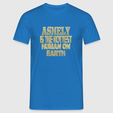 ashely - Men's T-Shirt