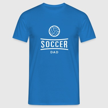 soccer dad - Mannen T-shirt