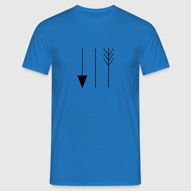 arrow - Herre-T-shirt