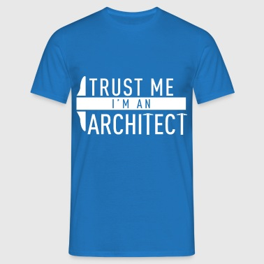 architect Architecture - Men's T-Shirt